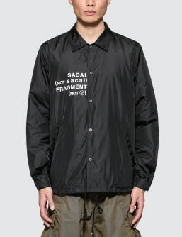 Sacai x Fragment Design Sacai X Fragment Jacket