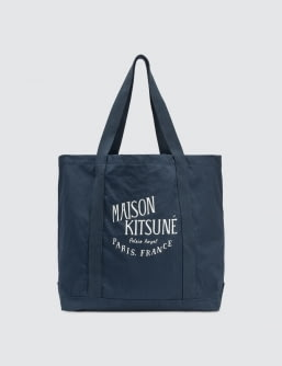 MAISON KITSUNE Palais Royal Tote Bag