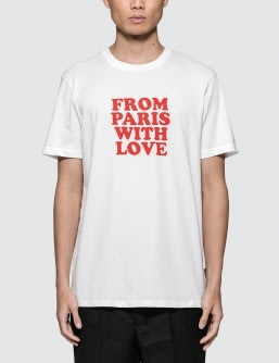 AMI From Paris With Love T-Shirt