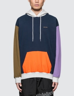 thisisneverthat Multi Colored Hooded Sweatshirt