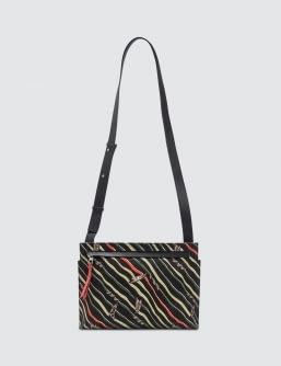 Loewe Paula Flags T Messenger Bag