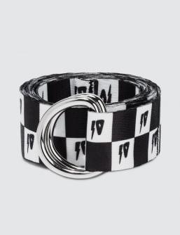 10.DEEP Check D-Ring Belt