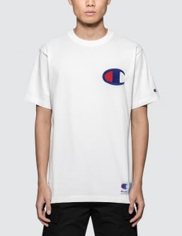 Champion JP Big Chest Logo S/S T-Shirt
