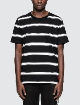 CALVIN KLEIN JEANS Yd Heavy Cotton Stripes S/S T-Shirt