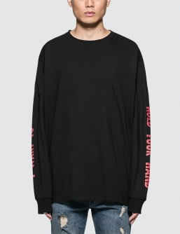 THE INCORPORATED I Want To L/S T-Shirt