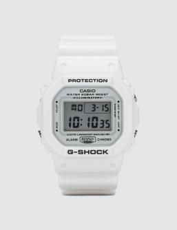 "G-Shock DW5600MW ""Marine White Series"""