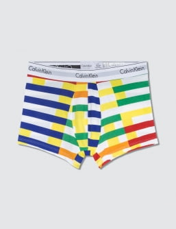 Calvin Klein Underwear Modern Cotton Stretch LTE Trunk