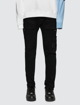 C2H4 Los Angeles Utility Drop-Crotch Pants