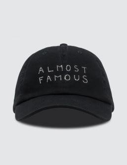 NASASEASONS Nasaseasons X Swarovski Almost Famous Cap