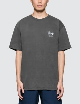Stussy Forces Of Nature Pig. Dyed T-Shirt