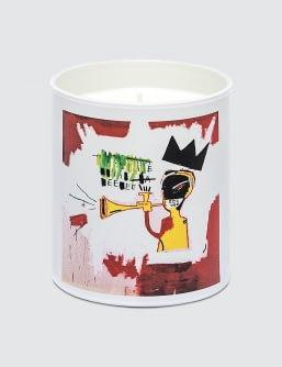 "Ligne Blanche Jean-Michel Basquiat ""Trumpet"" Perfumed Candle"