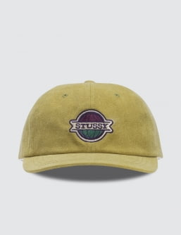 Stussy Pigment Washed Low Pro Cap