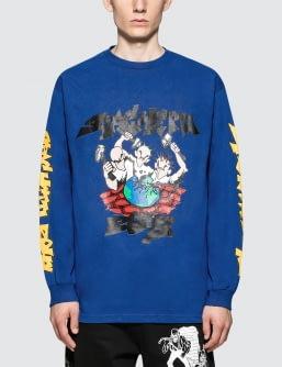 Spaghetti Boys Earth Beaters L/S T-Shirt