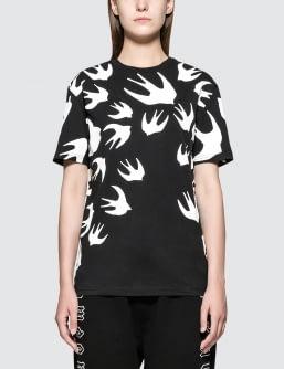 McQ Alexander McQueen Classic Short Sleeve T-shirt