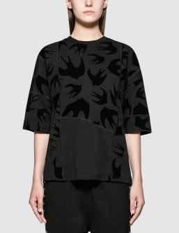 McQ Alexander McQueen Ergonimic Short Sleeve T-shirt