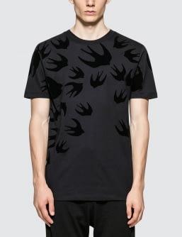 McQ Alexander McQueen S/S Crew T-Shirt