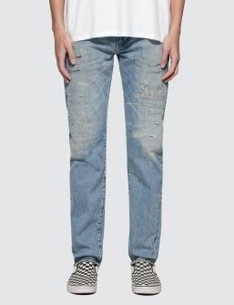 Levi's Naeba Made in Japan 502 Regular Taper Jeans