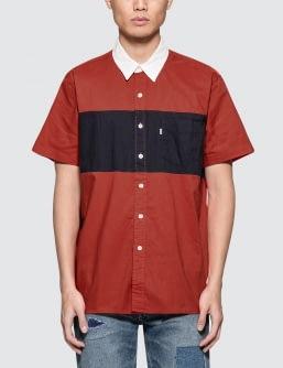 Levi's Pieced S/S Shirt