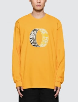 CNY Infinite Loop HDNYC L/S T-Shirt
