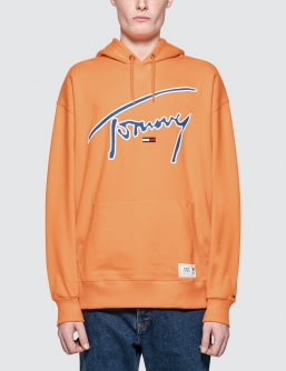 Tommy Jeans Tommy Signature Hoodie
