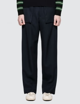 J.W.Anderson Large Pocket Trousers