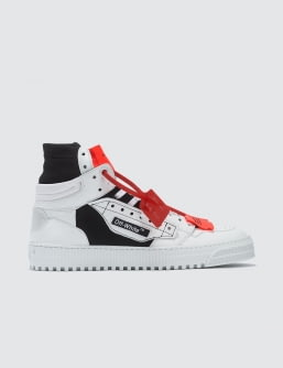Off-White Off Court Tumbled Sneaker