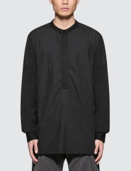 Stone Island Shadow Project Zip Shirt