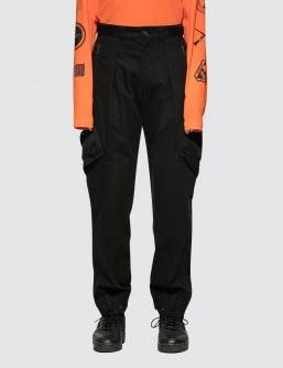 Hyein Seo Military Cargo Pants
