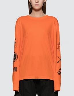 Hyein Seo Graphic Long Sleeve T-shirt