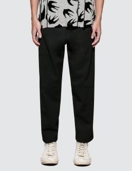 McQ Alexander McQueen Mis.Crop.Recyc.trouser 01