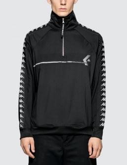 Kappa Kontroll Half Zip Jacket