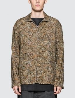 Lemaire Zipped Shirt