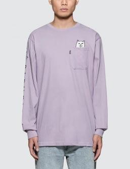 RIPNDIP Lord Nermal L/S T-Shirt