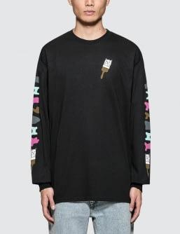 RIPNDIP Ross L/S T-Shirt