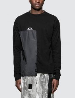 Oakley by Samuel Ross Multifabric L/S T-Shirt