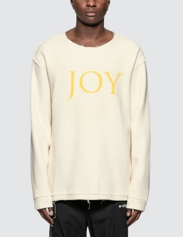 MISBHV Joy Wool L/S T-Shirt