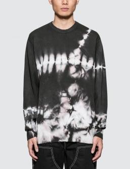 Stussy Bleached Dye Sweatshirt