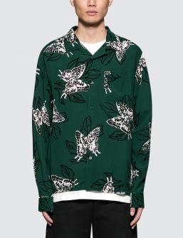 Stussy Butterfly L/S T-Shirt