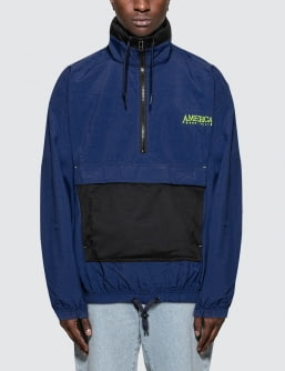 Perry Ellis BRT Windbreaker