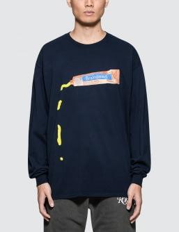 Brain Dead Ooze L/S T-Shirt