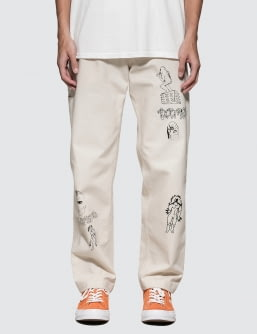 Brain Dead Matt Locke Carpenter Pant