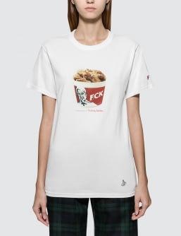 #FR2 Fck Short Sleeve T-shirt