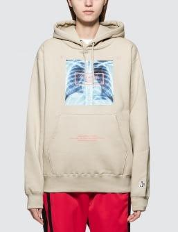 #FR2 X-ray Hoodie