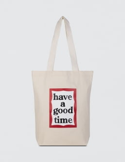 have a good time Frame Tote