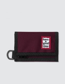have a good time Frame Wallet