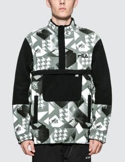 Liam Hodges x FILA Technical Fleece Sweatshirt