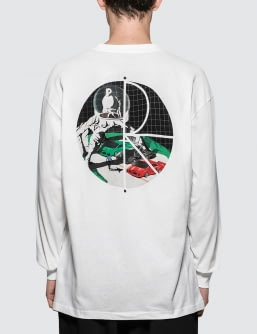 Polar Skate Co. Lambo Life Fill Logo L/S T-Shirt