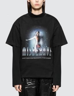 MISBHV Everything Was Forever Short Sleeve T-shirt