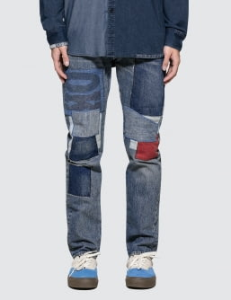 Levi's Community Garden 512 Slim Taper Fit Jeans