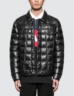 Levi's Packable Down Trucker Jacket